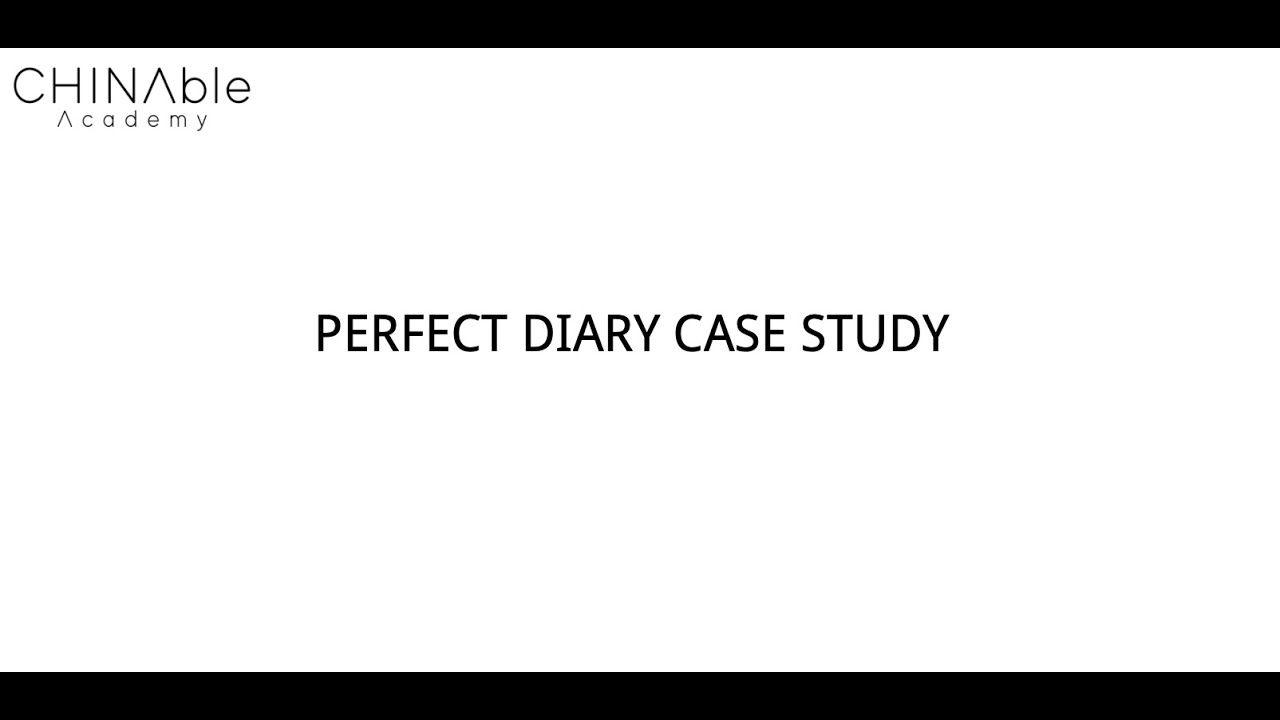 What's the secret of Perfect Diary's hit in China market?