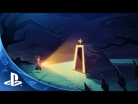 Jenny LeClue - Teaser Trailer | PS4