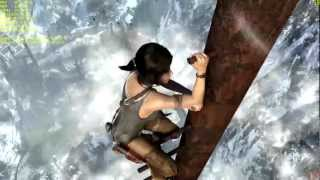 Tomb Raider Survival Edition: Gameplay PC 1080p