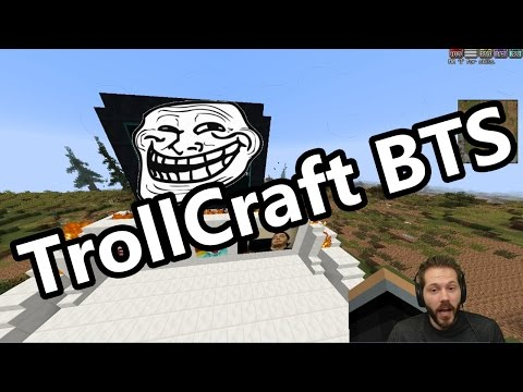 Ssundee And Crainer S Troll Craft Map