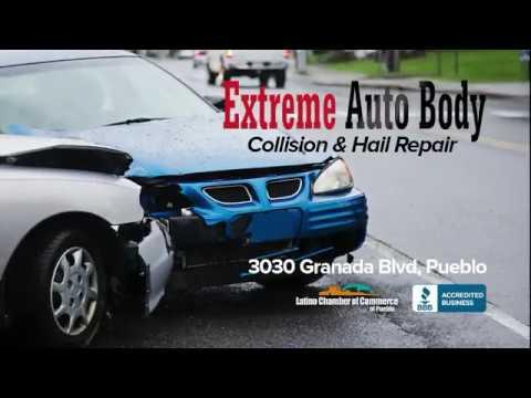 Extreme Auto Body >> Pueblo Hail Repair Extreme Auto Body Shop In Pueblo Colorado