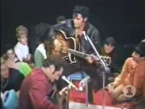 VH1 - TOP TV MOMENTS - #5 Elvis '68 TV Special.mpg