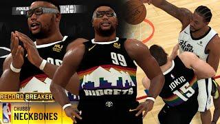 Breaking The Assist Record! Kawhi Crazy Contact Dunk! NBA 2K20 Chubby Neckbones Ep.12