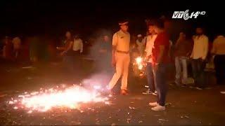 VTC14 | Lễ hội Diwali, Ấn Độ vắng khói pháo hoa trước vấn nạn ô nhiễm không khí