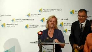 The Baltic Way. Ukraine Crisis Media Center, 5th of August 2014