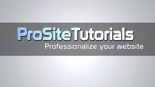 Build A Professional Website #4 | Basics From Wordpress BackOffice