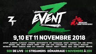 Z Event 2018, Bande annonce