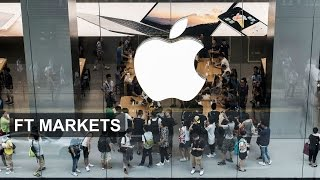 Gambar cover Apple stock in 90 seconds | FT Markets