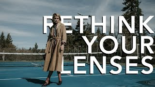 Rethink Your Camera Lenses
