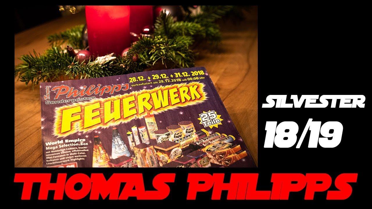 thomas philipps silvester prospekt 18 19 pyrobeasthd youtube