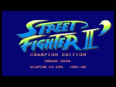 Street Fighter II Arcade Sound Effects