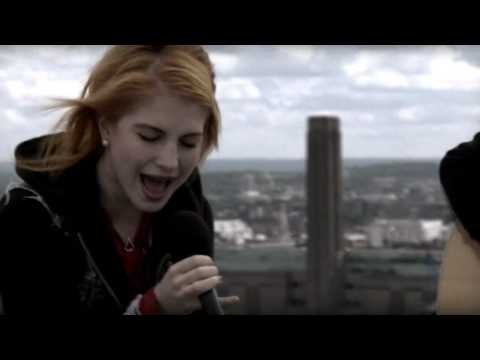 Paramore  Decode Acoustic on Rooftop Twilight