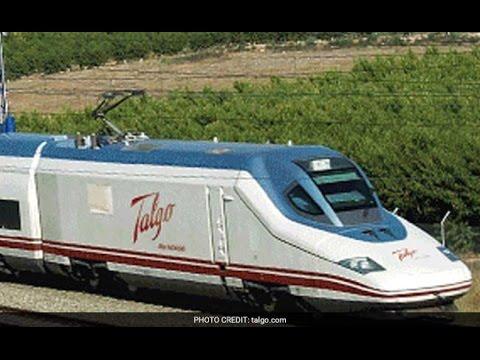 India's Fastest Train TALGO Crosses 180 Km/Hr Speed