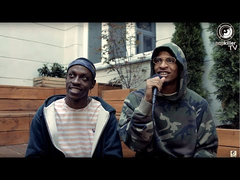 """The Underachievers """"X-Ray"""" interview - """"Harry Potter got us into psychedelics"""" (Popkiller.pl)"""