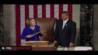 Nancy Pelosi Praises Incoming Speaker John Boehner