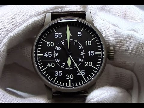 An Overview of Laco Pilot Watches