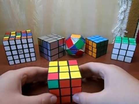 Как собрать кубик Рубика 3х3-подробный урок