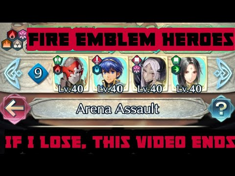 [FEH] Arena Assault: God Tier - If Killed, I am Dead (Week 195)