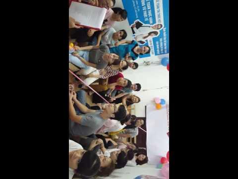 Tri Ân mừng sinh nhật 10 tuổi tại Tin Học - Kế Toán Xuất Nhập Khẩu Tri Thức Việt (p9)