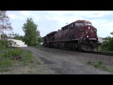 Memorial Day Railfanning 5/25/2015