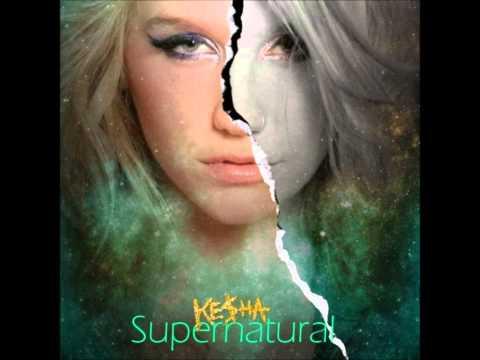 Ke$ha - Supernatural (Audio)