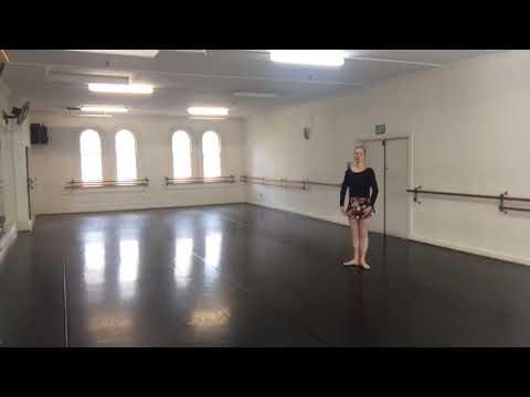 Absolute Beginner Ballet [Term 3.5] Walks and Port De Bras