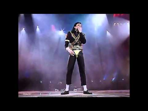 Michael Jackson - Jam - Live in Mexico DWT 1993 - [HD]
