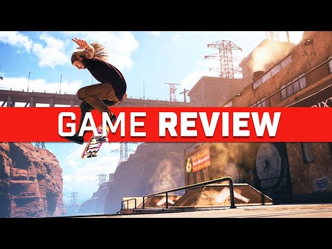 Tony Hawk's Pro Skater 1 + 2 Review   Destructoid Reviews