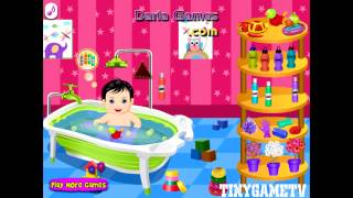 BABY CARE AND BATH, GAMES BABY(HD)