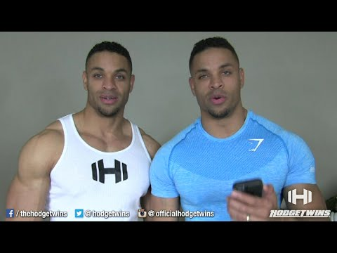 How to Bust through Strength Gains Plateau @hodgetwins