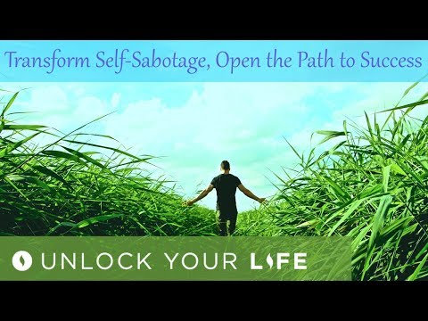 Transform Self Sabotage to Success; Hypnosis to Release Limiting Beliefs and Subconscious Blocks