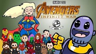 Infinity War - parodia  -SUJES