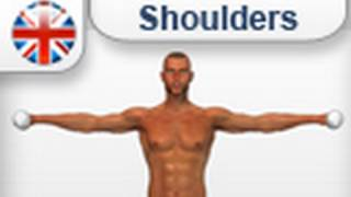 Lateral Raise with dumbbells - shoulder training