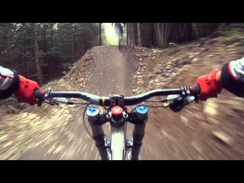 Rostrevor - DH1 Mega Mission Downhill Chest Cam