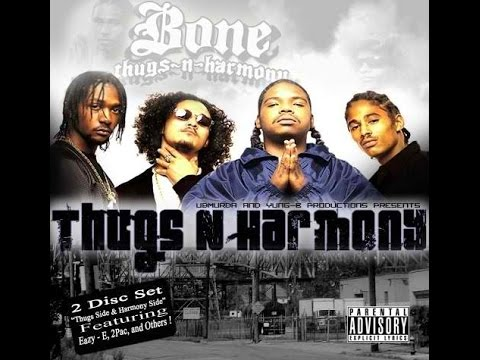 Bone Thugs-N-Harmony - We Stand As United feat. 2Pac & Elton John (Thugs-N-Harmony)