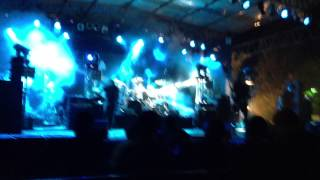 Gojira - Flying Whales & Backbone, Live In Bangalore, India (Indian Metal Festival, 2012)