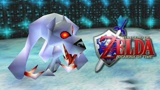 THE LEGEND OF ZELDA: OCARINA OF TIME | #21: Inimigos Congelantes!