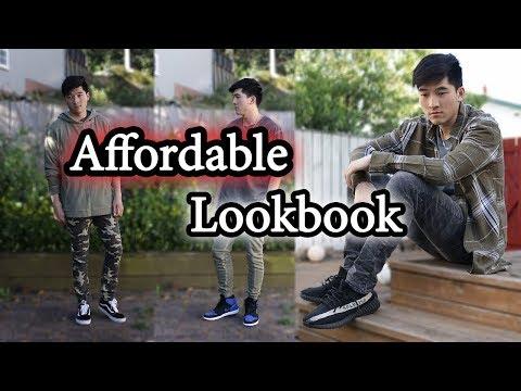 Affordable Streetwear Lookbook | FT. Elwood Clothing | Yeezy, Vans, Air Jordans