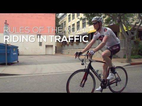 Rules of the Road: Riding in Traffic