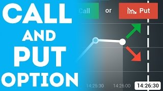 Call And Put Option  (how to buy and sell calls and puts option trading)