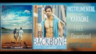 Download Hindi Video Songs - [KARAOKE] Hardy Sandhu - Backbone | Jaani | B Praak |Latest Romantic Song 2017 | INSTRUMENTAL