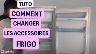 Éléments de Logement du Réfrigérateur - Balconnet - Bac à Légumes