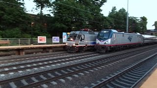 Trains On The Northeast Corridor