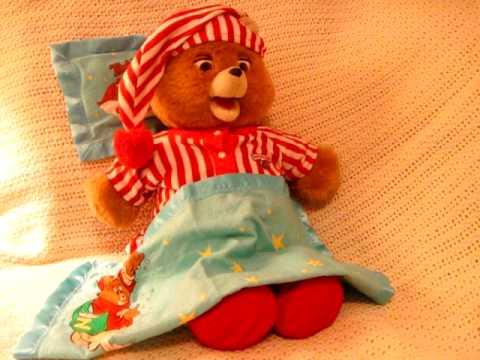 Teddy Ruxpin- Will You Go to Sleep Before I Do?