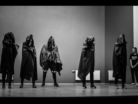 Heorhi & Deila Group: Hip-hop Beginners // Ghetto Dance Academy Concert 2015