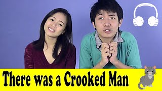 There was a Crooked Man | Family Sing Along - Muffin Songs