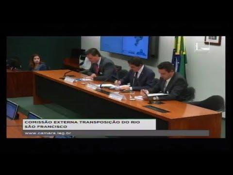 TRANSPOSIÇÃO RIO SÃO FRANCISCO - Audiência Pública - 24/04/2018 - 15:16