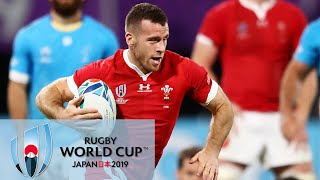 Rugby World Cup 2019: Wales vs. Uruguay | EXTENDED HIGHLIGHTS | 10/13/19 | NBC Sports