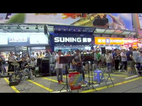 Your Cheating Heart +  I'll Never Dance Again + Blowing in the wind片段 +  Donna Donna -- 3L樂隊160618 B