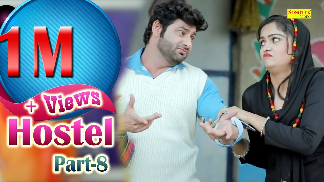 Vijay Varma | Hostel 8 | Tiktok | Andy Dahiya, Madhu Malik | Haryanvi Funny Comedy Webseries 2020
